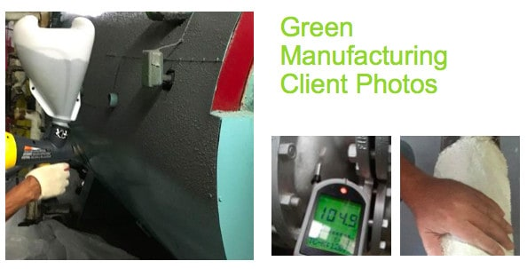 Green Manufacturing with Syneffex™ Energy Saving Coatings